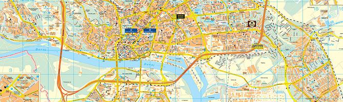 Mapy Petrzalka
