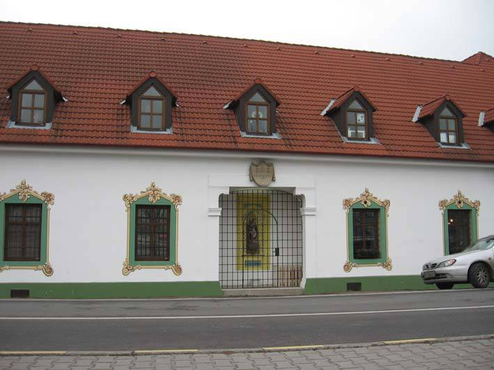 Leberfinger, reštaurácia, polovica 18. storočia