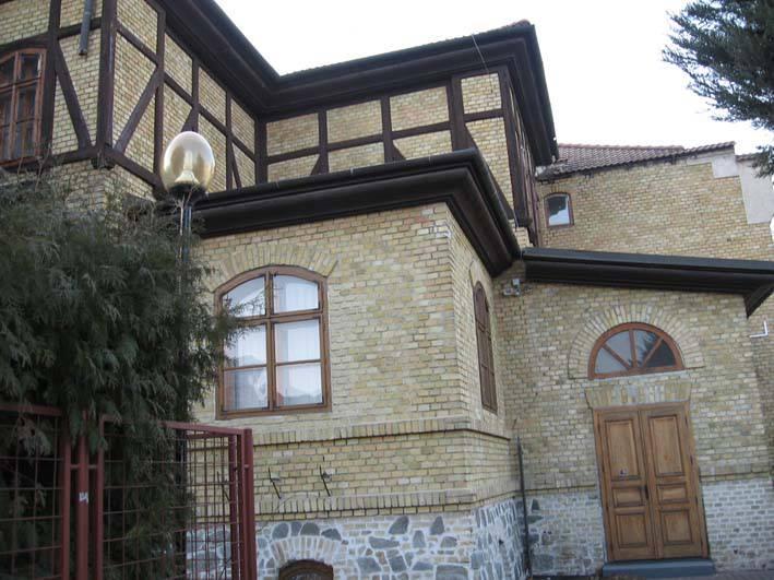 Staničný dom, začiatok 20. storočia