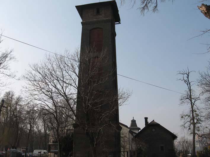 Aréna - dom strojníka vodárenskej veže