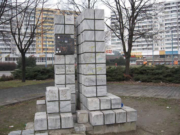 Pamätník povstaniu českého ľudu