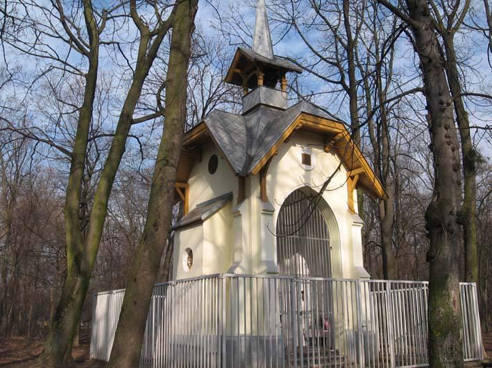Kaplnka, r. 1869