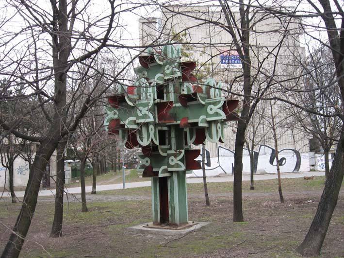 Plastika Strom