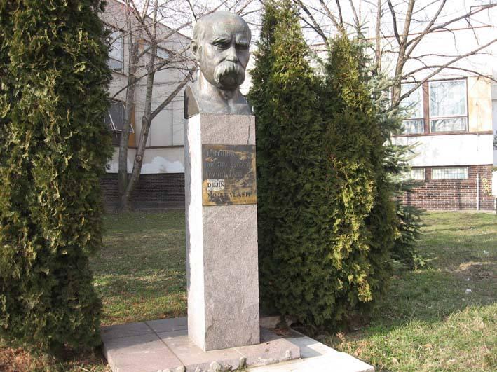 Pomník Tarasa Ševčenka