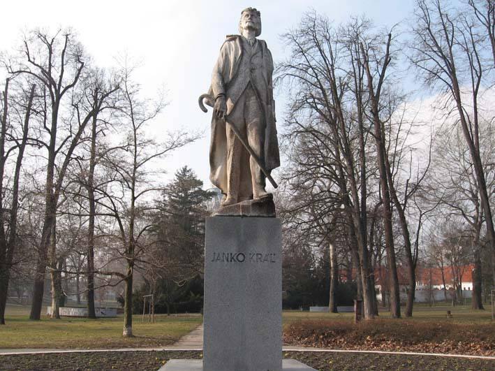 Janko Kráľ, básnik 1822-1876