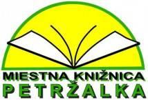 Logo Miestna knižnica Petržalka