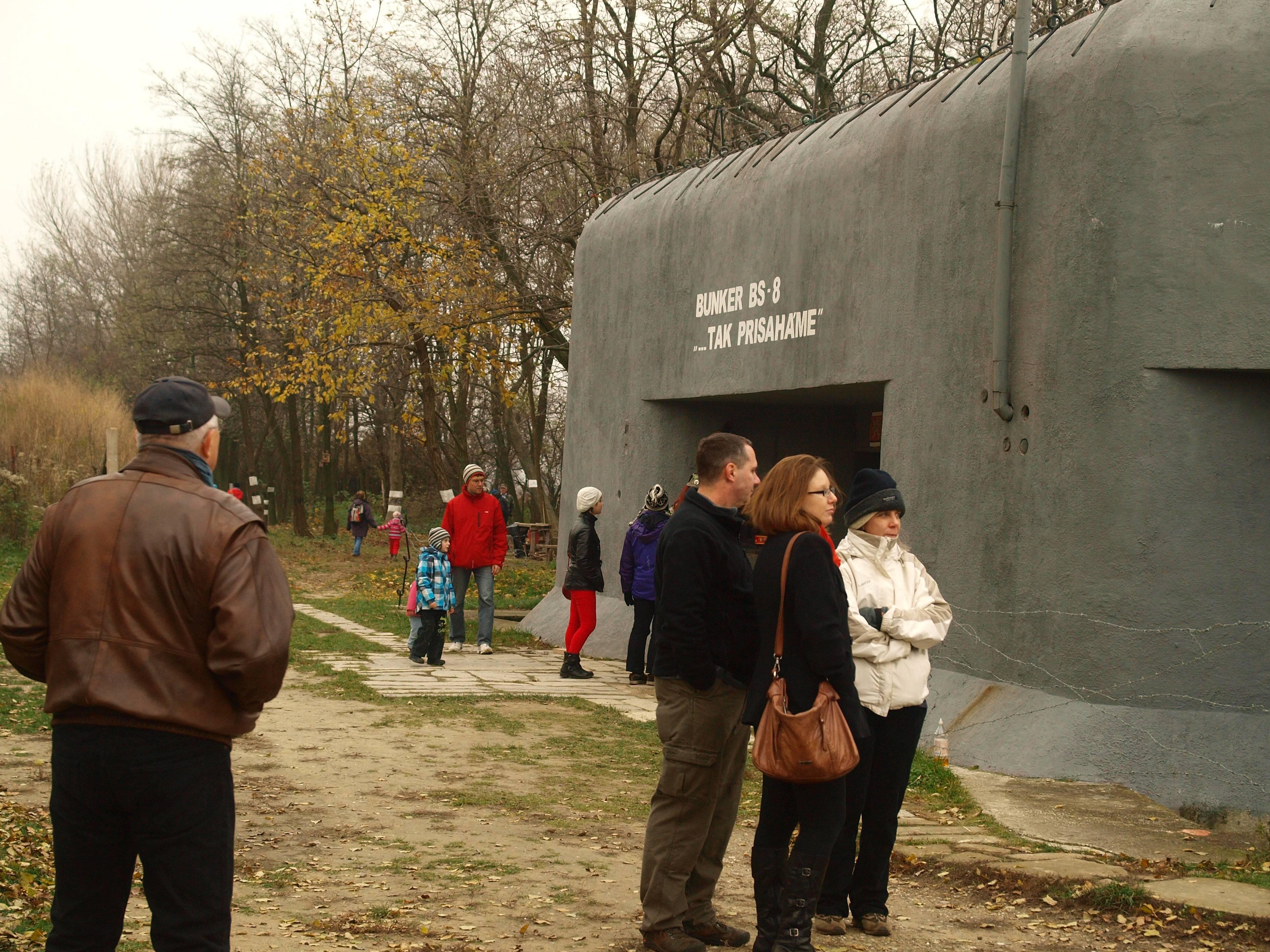 Bunker BS-8 Hřbitov