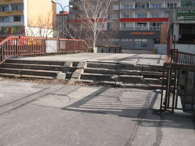 schody Jasovska
