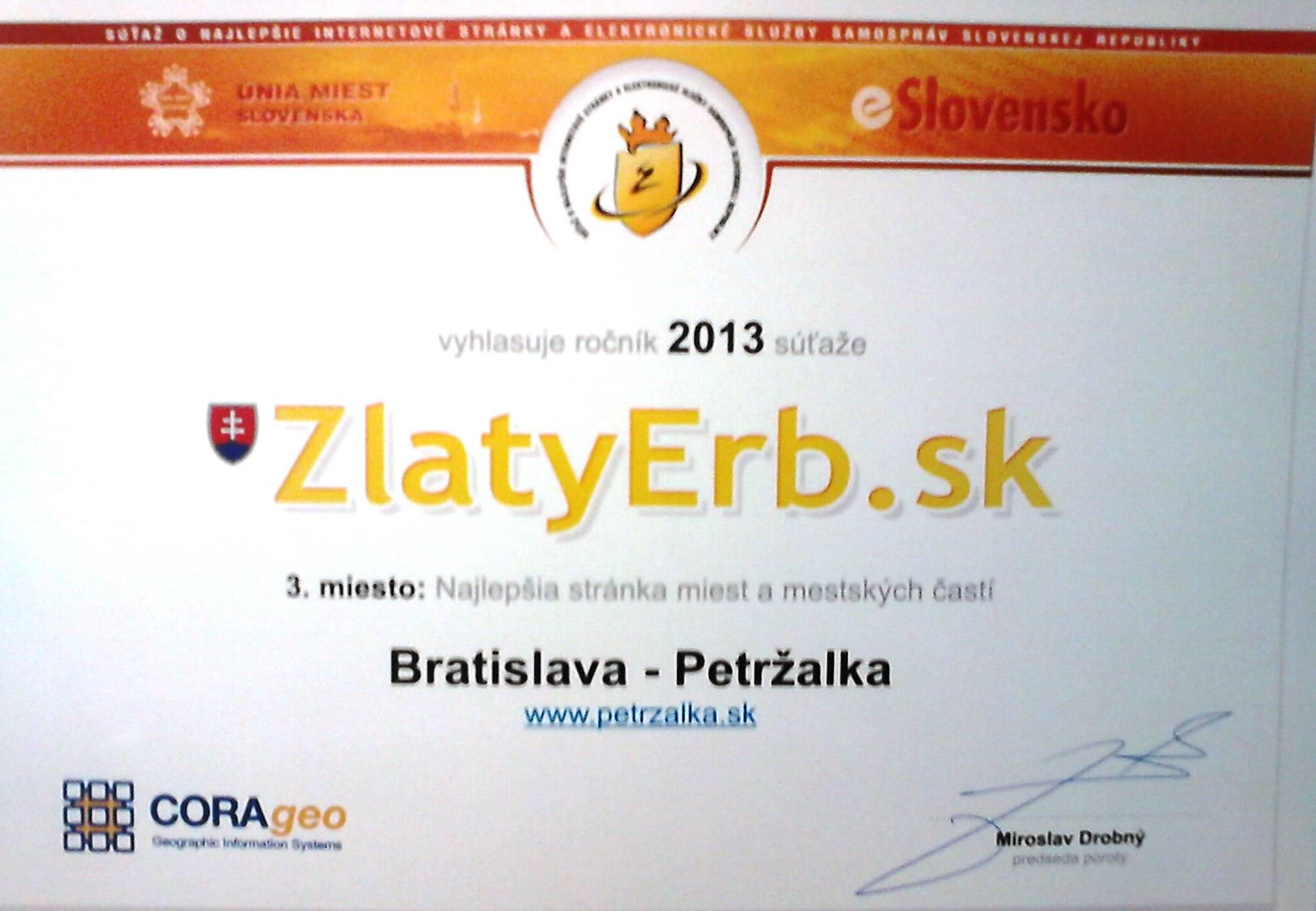Zlatyerb 2013