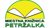 Miestna kniznica Petrzalka logo_web