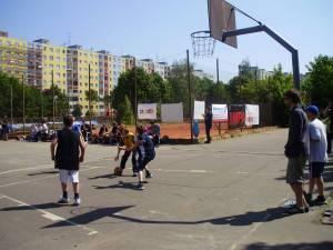 Ulicny basket 2