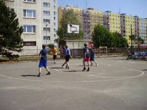 Ulicny basket 3