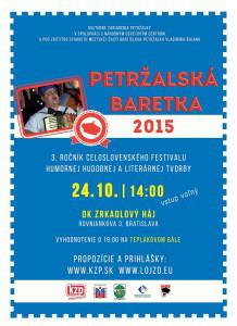 Petrzalska baretka_2015