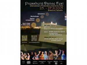 Pressburg dance fest 2015